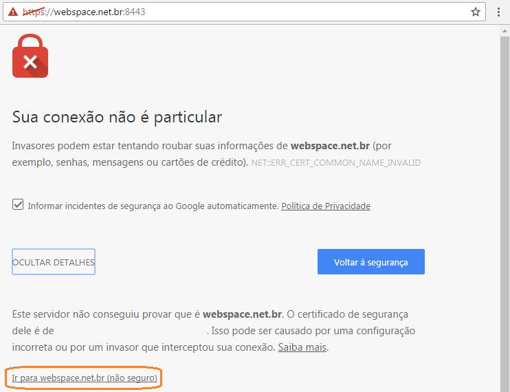 site_nao_seguro